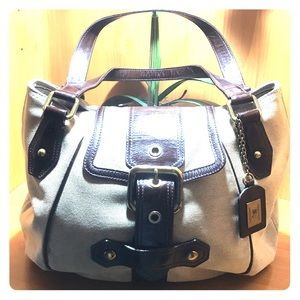 Burberry tote BLUE LABEL